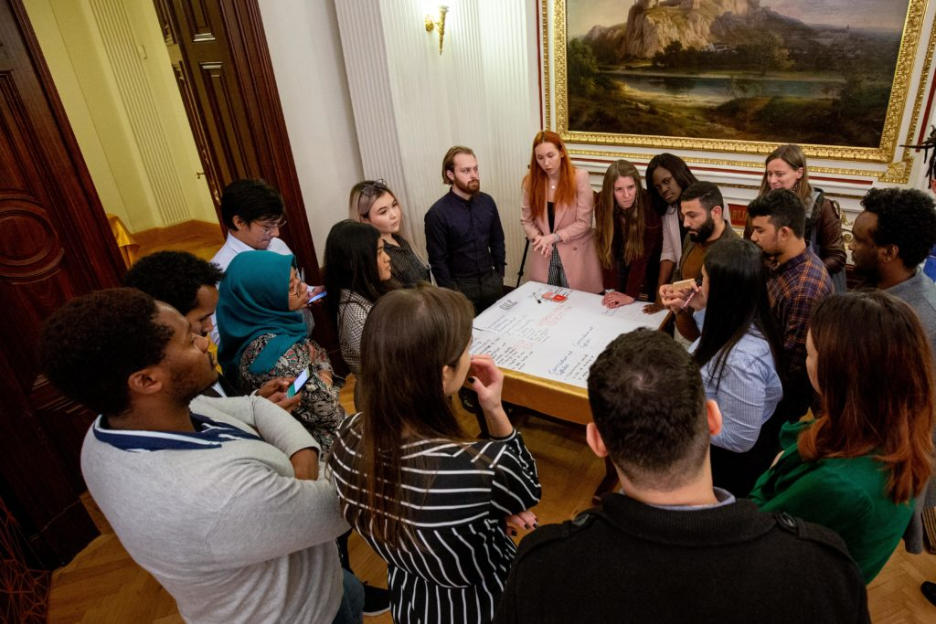 Global Institute for Lifelong Empowerment (GiLE) - Student workshops and training session in Budapest