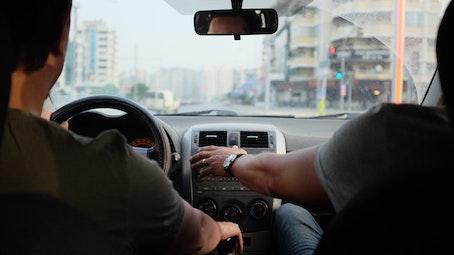 Driving lesson (GiLE)