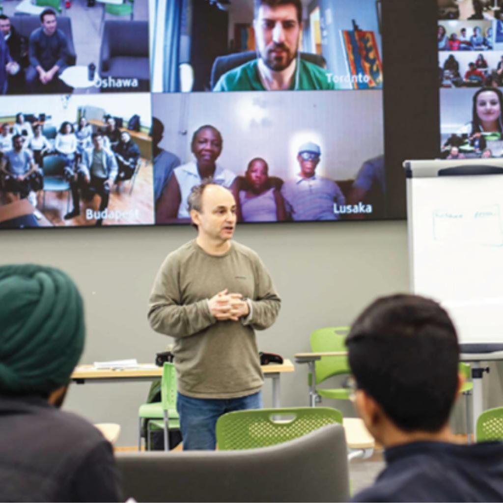 GiLE Webinar on the Future of Education (Speaker - Lon Appleby)