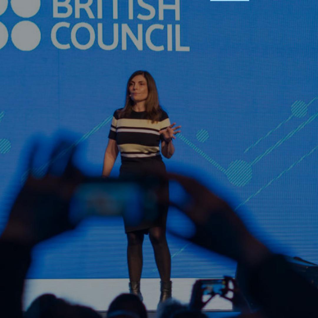 GiLE Webinar on the Future of Education (Speaker - Sophia Mavridi)