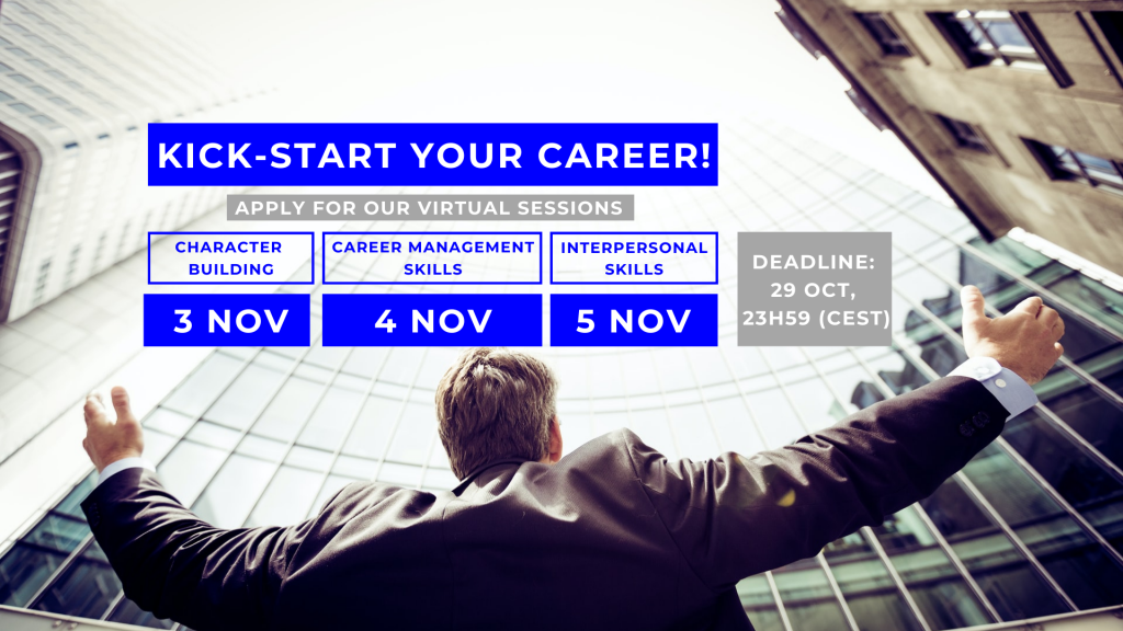 Kick-Start Your Career, with GiLE