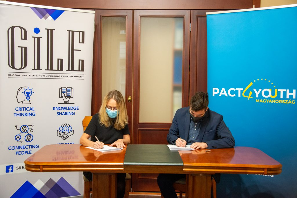 News and Press - Partnership Agreement with Pact4Youth Hungary
