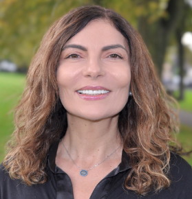 Sophia Mavridi with the GiLE Foundation