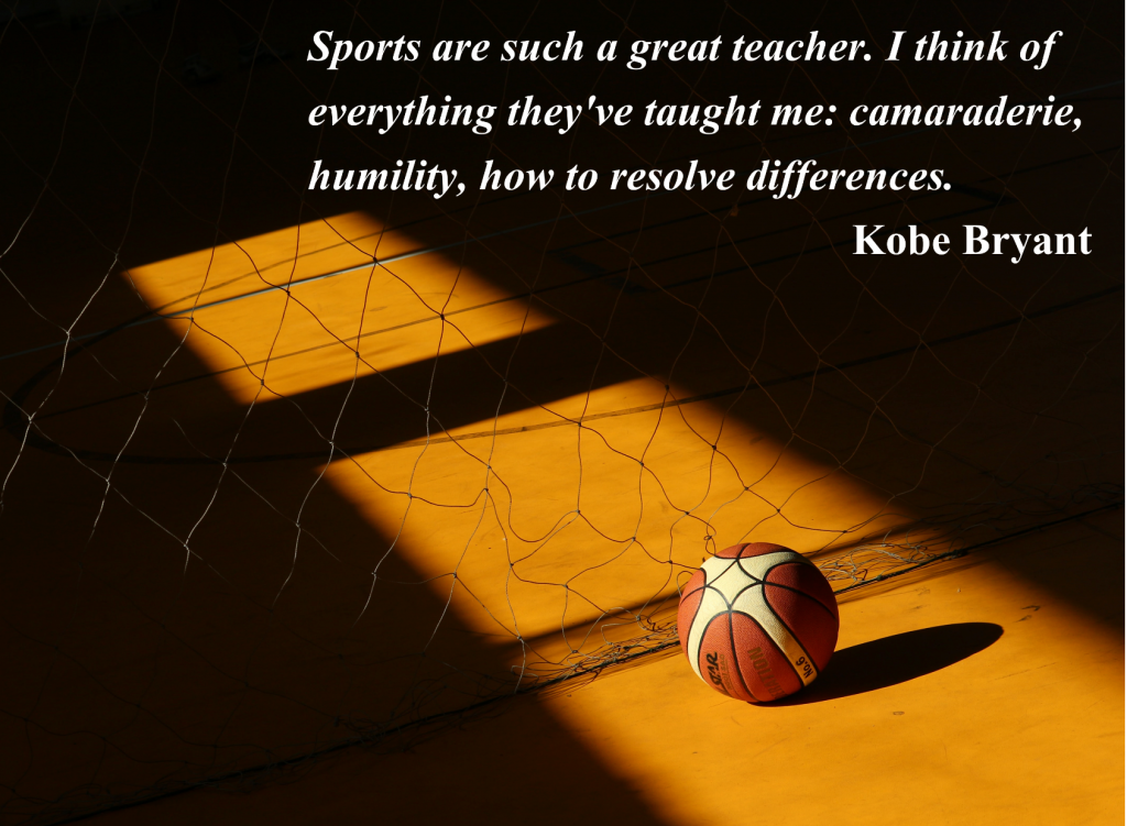 Sports character building
